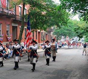 Bunker Hill Day Parade