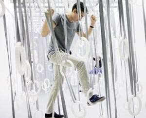 William Forsythe: Choreographic Objects Exhibit at the ICA